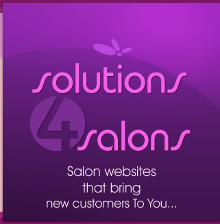 Solutions 4 Salons - salon websites that bring new customers to you